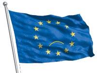 דגל אירופה / צלם: ayzek/Shutterstock.com. א.ס.א.פ קראייטיב